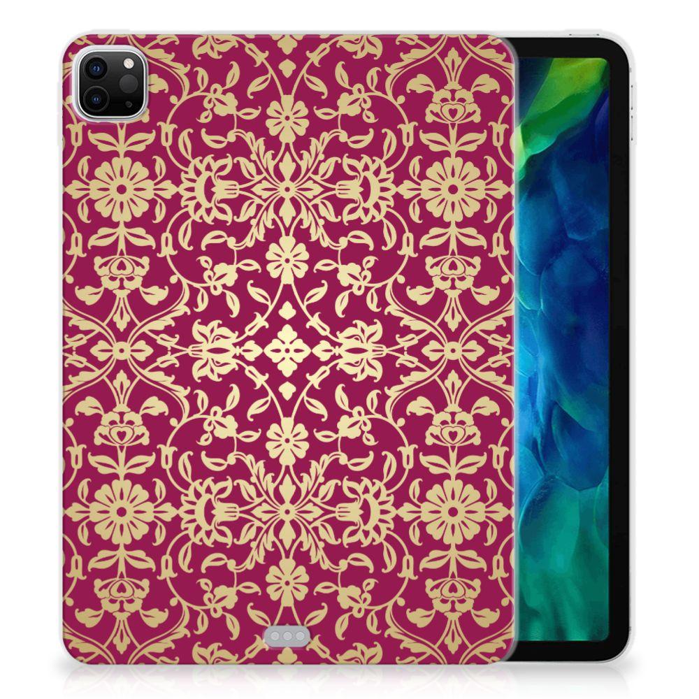 TPU Case iPad Pro 11 inch (2020) Barok Pink