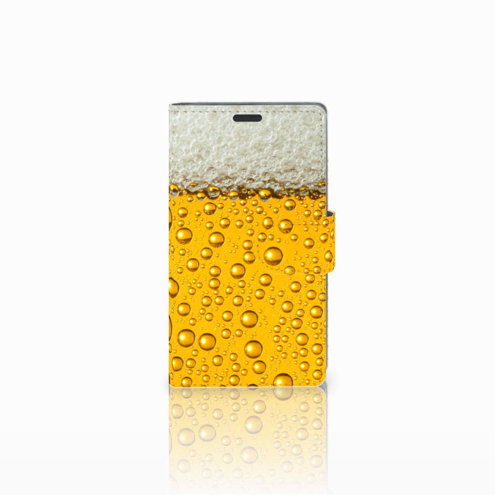 Nokia Lumia 625 Uniek Boekhoesje Bier