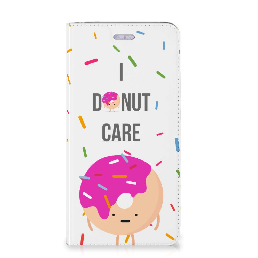 Nokia 9 PureView Flip Style Cover Donut Roze