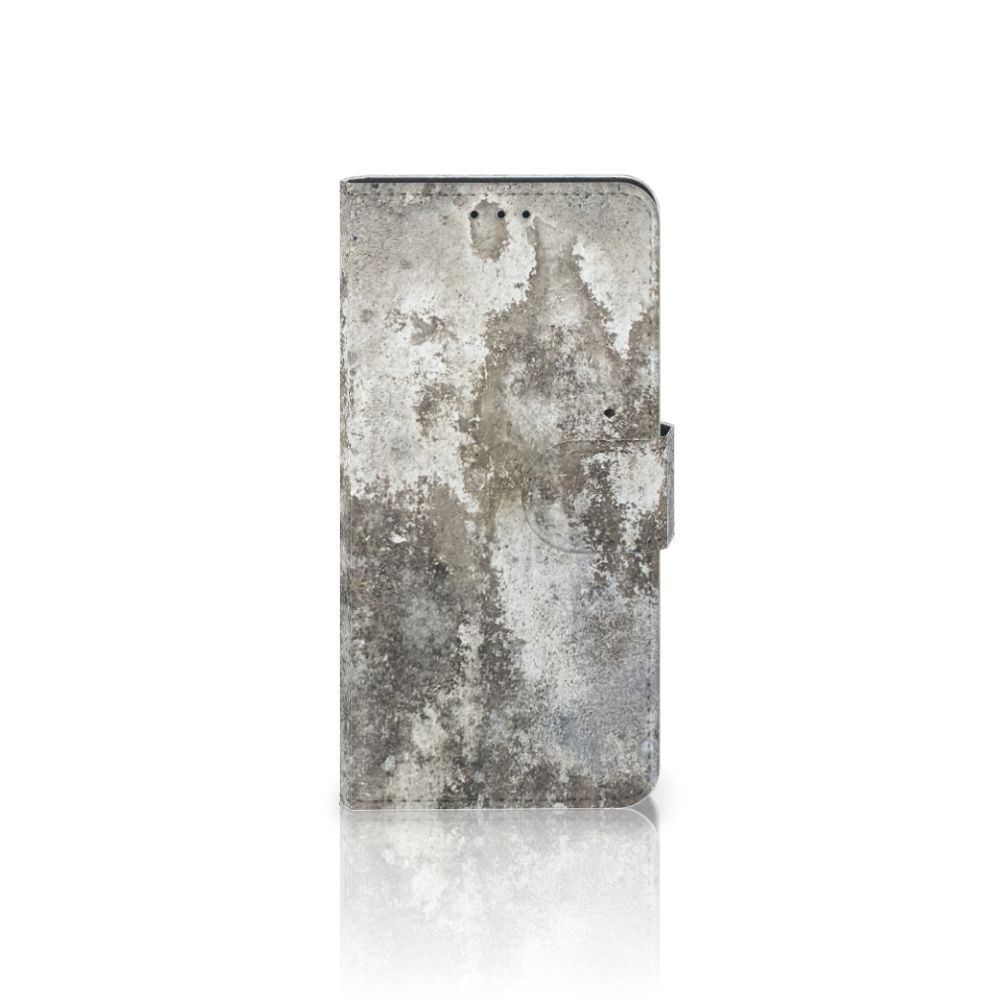 Samsung Galaxy J5 2017 Bookcase Beton Print