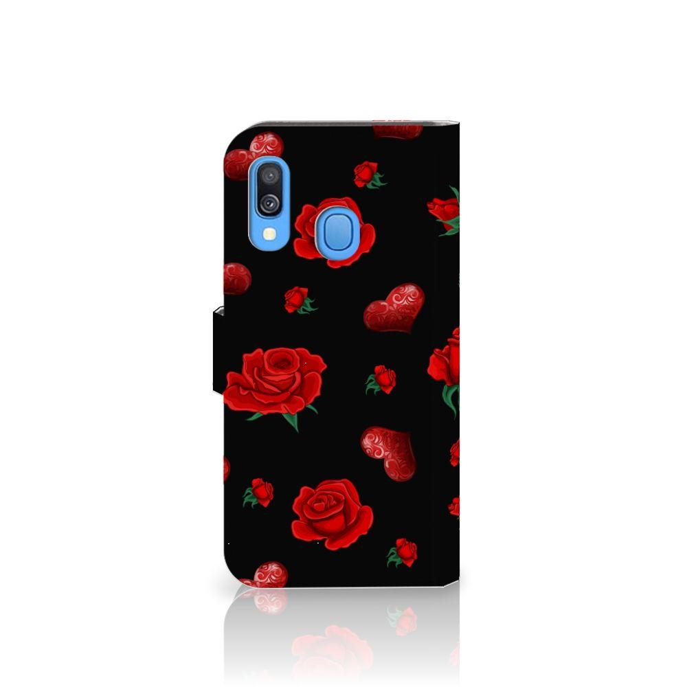 Samsung Galaxy A40 Leuk Hoesje Valentine