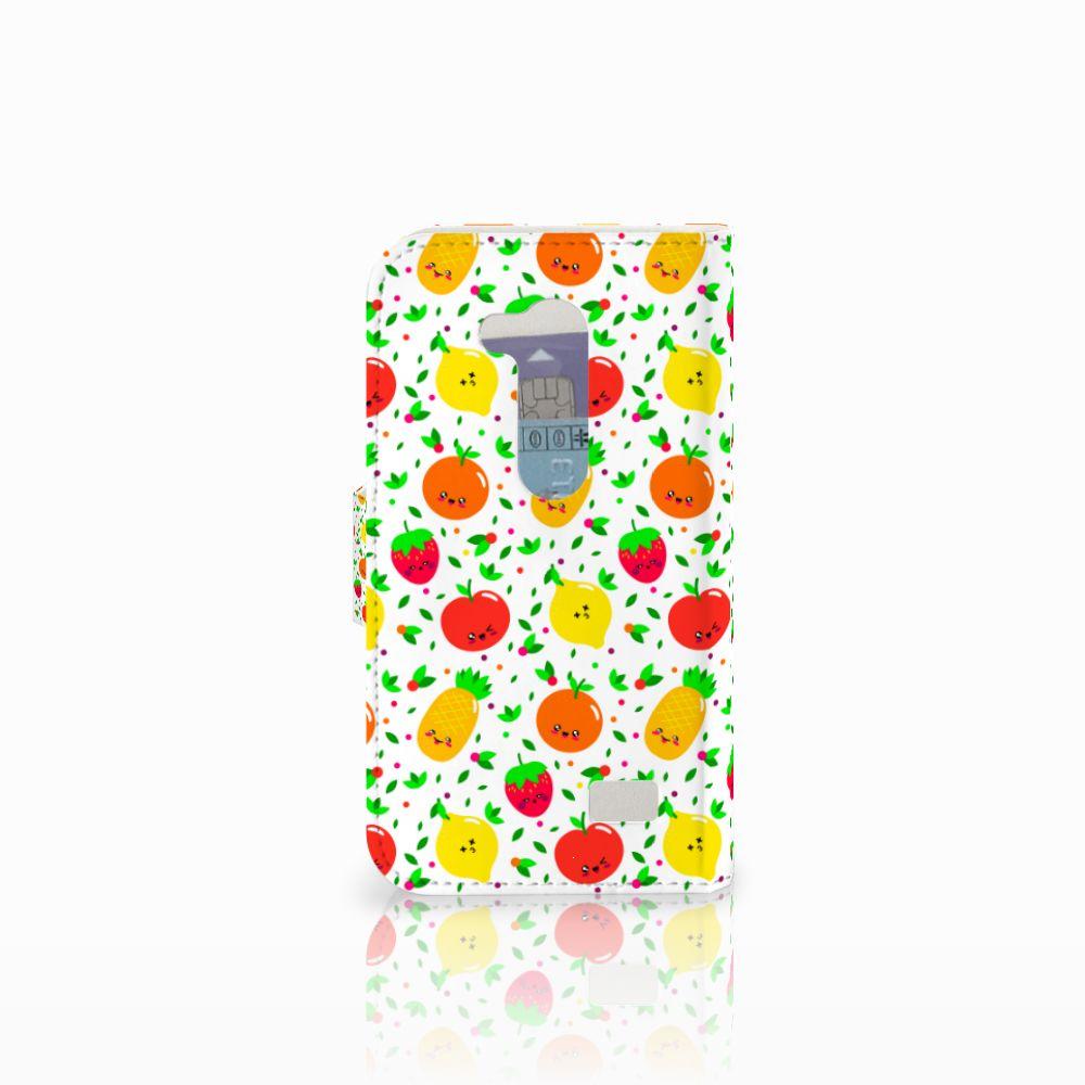LG L Fino Book Cover Fruits
