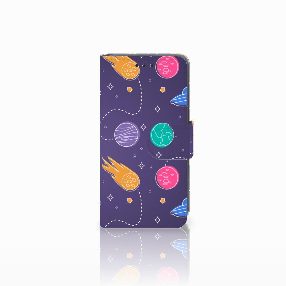 Nokia Lumia 630 Uniek Boekhoesje Space