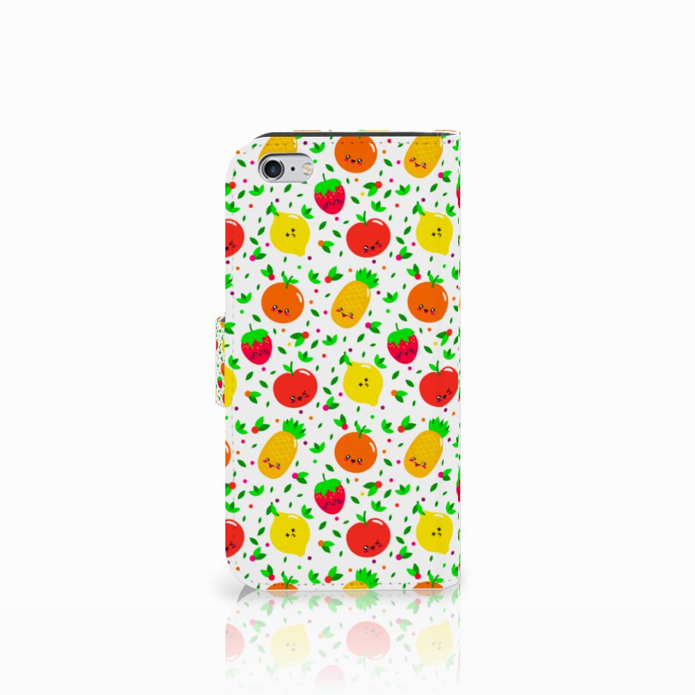 Apple iPhone 6   6s Book Cover Fruits