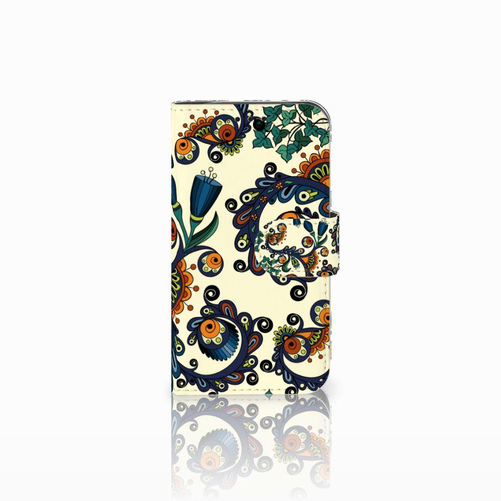 LG L90 Boekhoesje Design Barok Flower