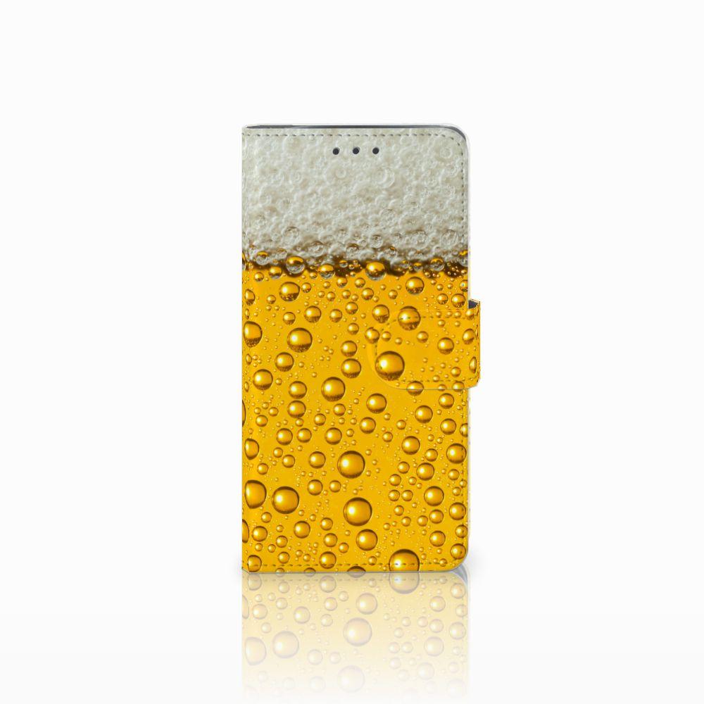 Motorola Moto X4 Uniek Boekhoesje Bier