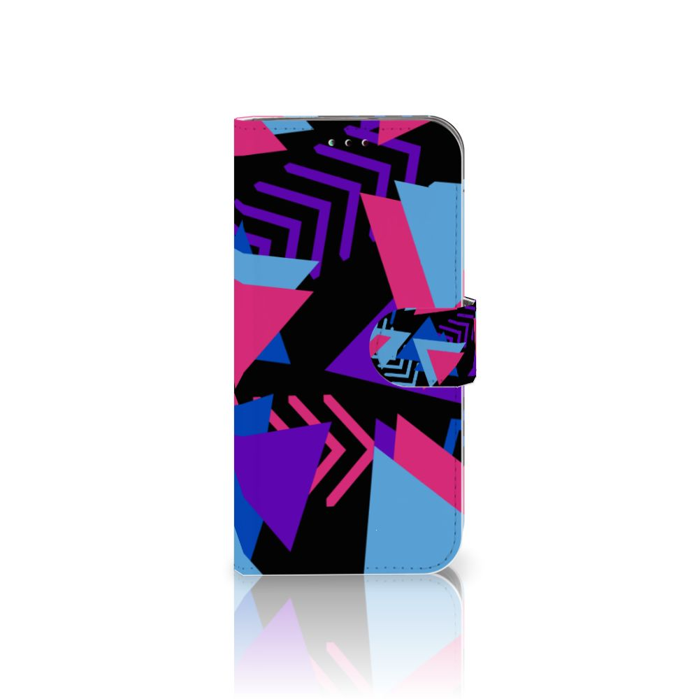 Samsung Galaxy A40 Bookcase Funky Triangle