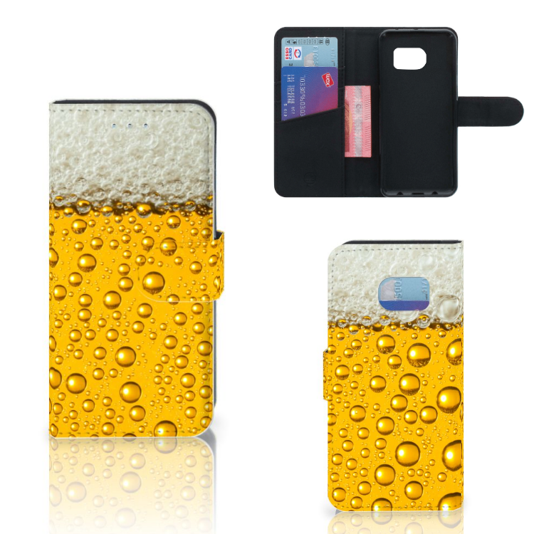 Samsung Galaxy S6 Edge Book Cover Bier
