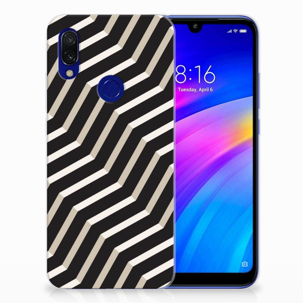 Xiaomi Redmi 7 TPU Hoesje Illusion