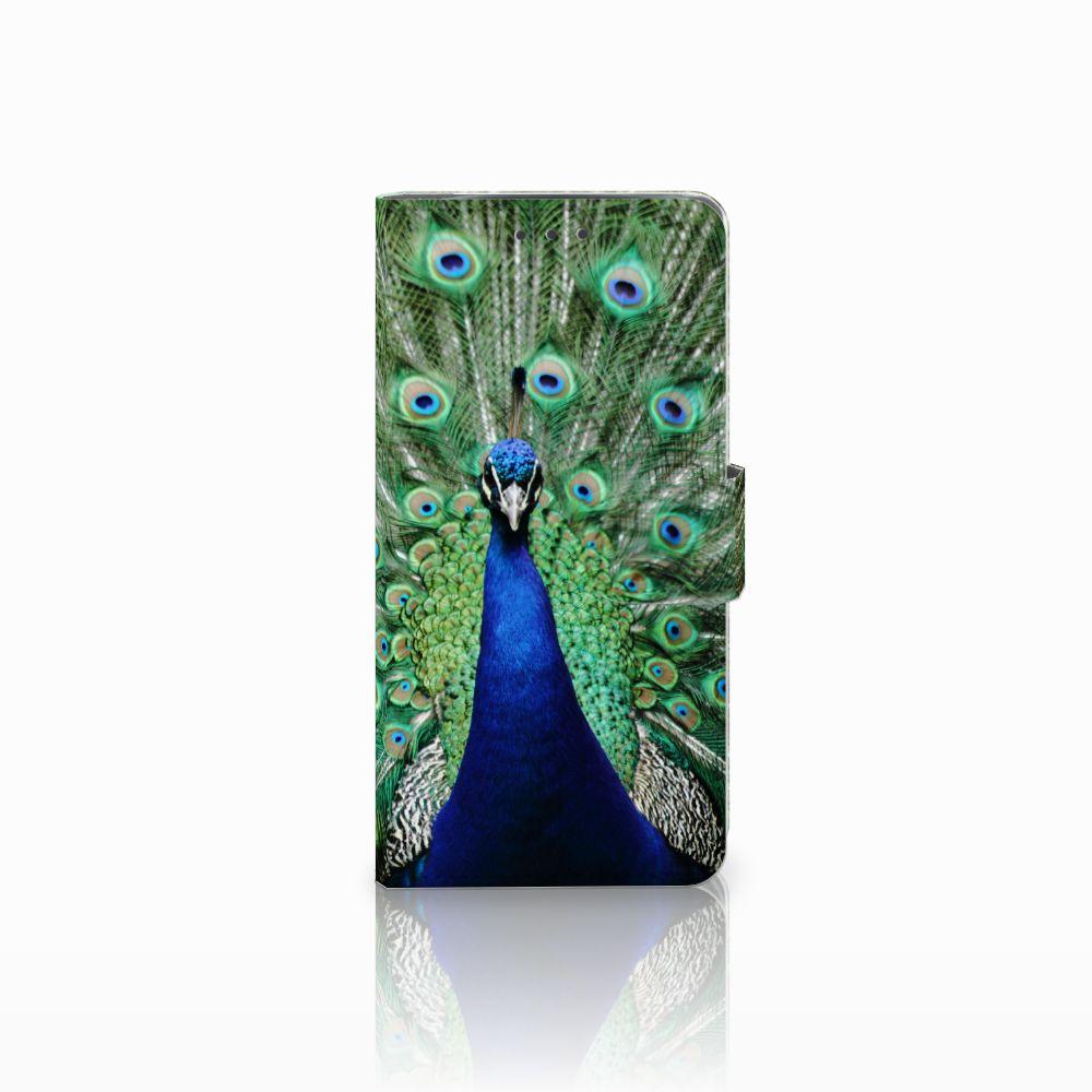 Motorola Moto X4 Boekhoesje Design Pauw