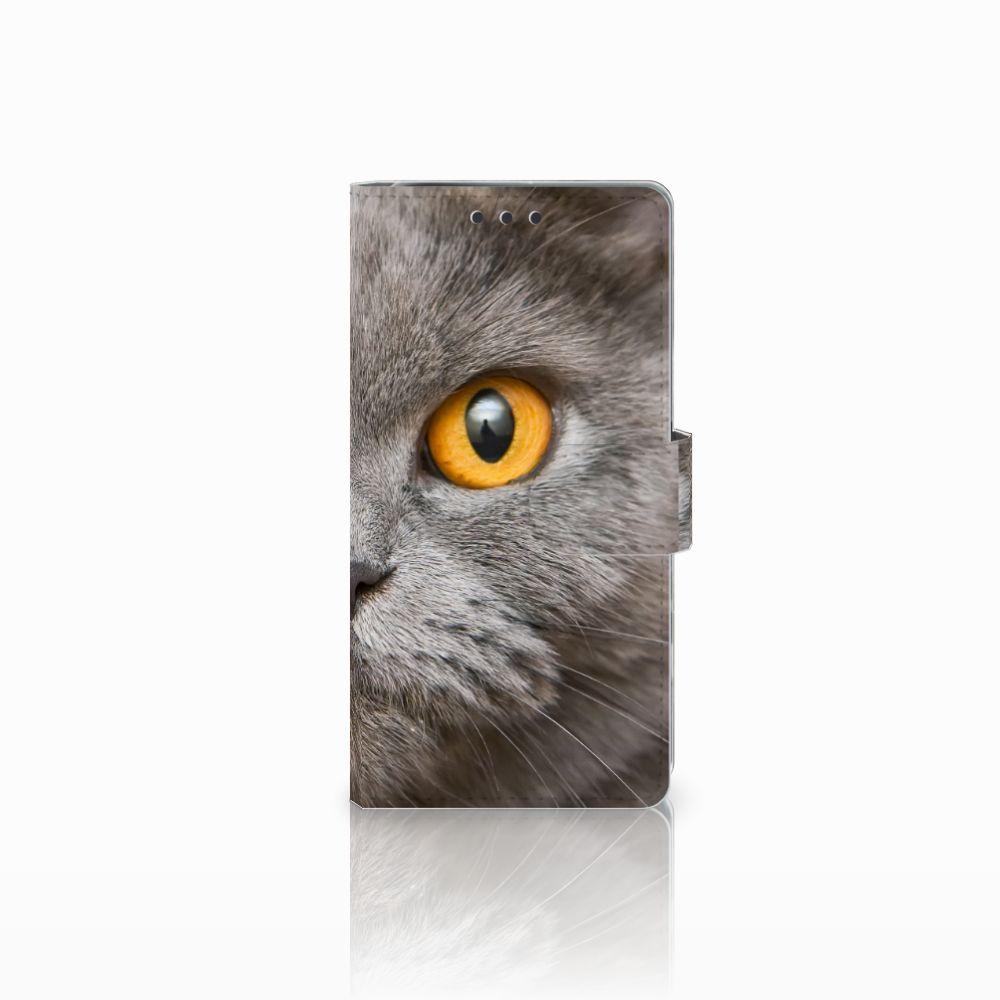 Telefoonhoesje met Pasjes Sony Xperia X Performance Britse Korthaar