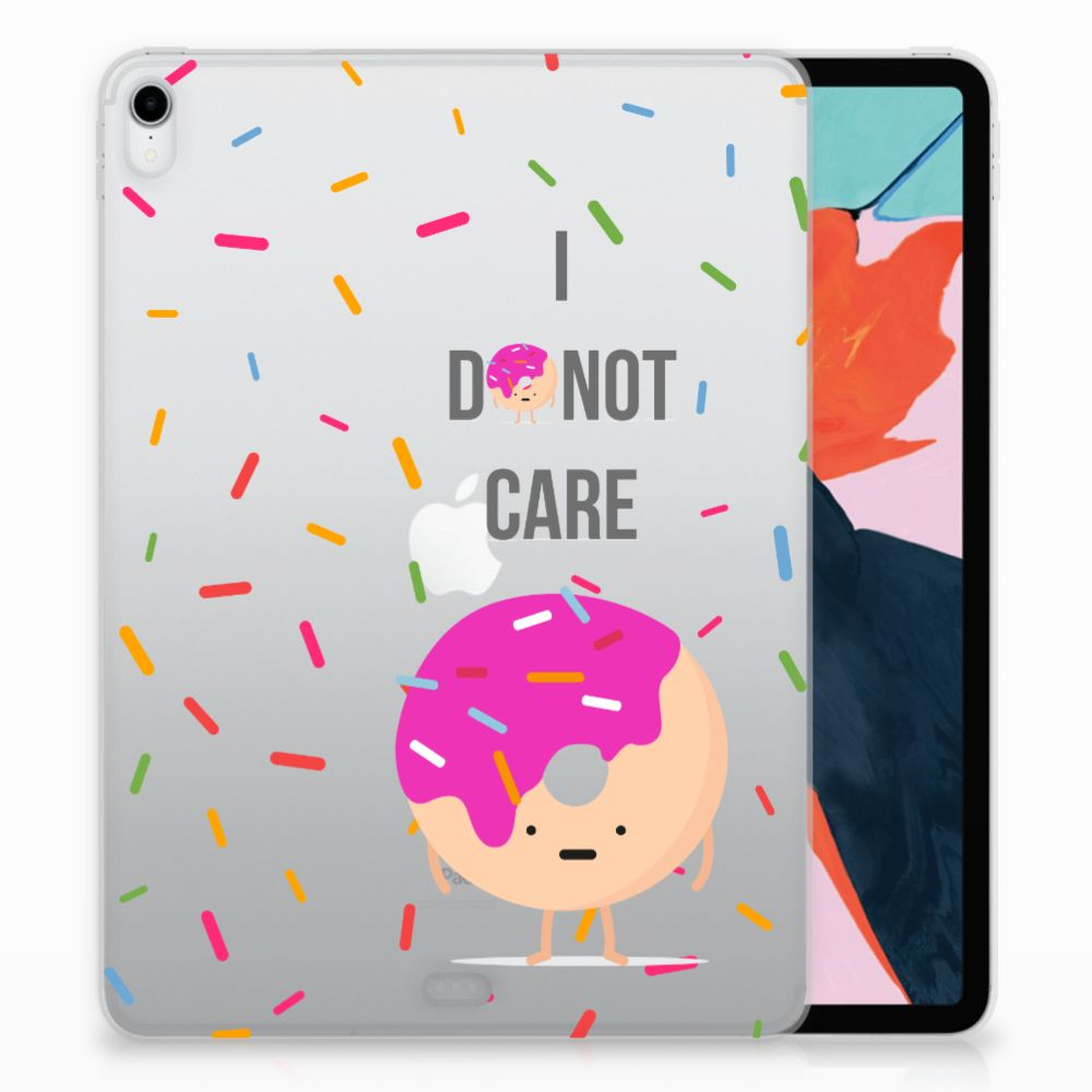 Apple iPad Pro 11 inch (2018) Tablet Cover Donut Roze