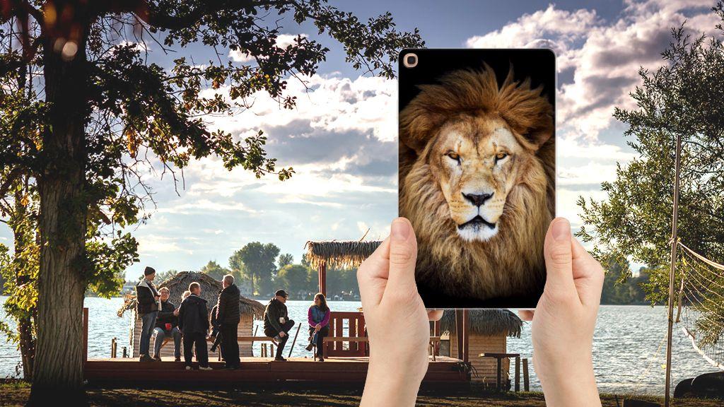 Samsung Galaxy Tab A 10.1 (2019) Back Case Leeuw
