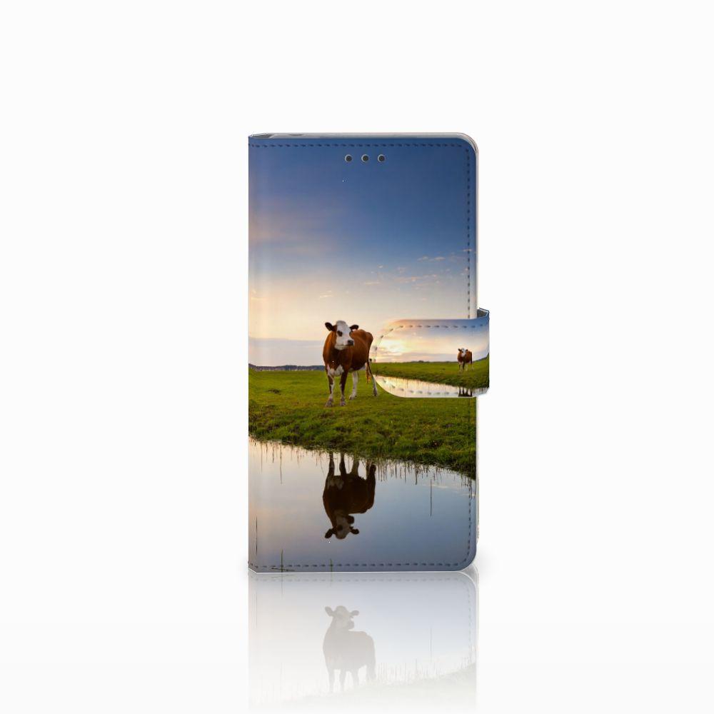 Sony Xperia Z Boekhoesje Design Koe