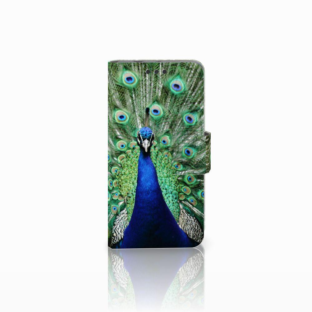 Sony Xperia Z3 Compact Boekhoesje Design Pauw