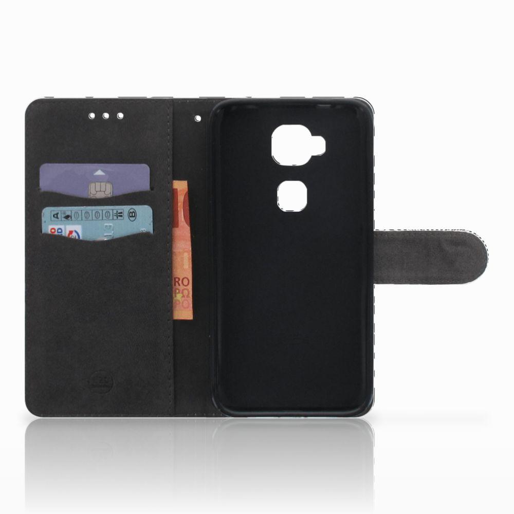 Huawei G8 Bookcase Illusie