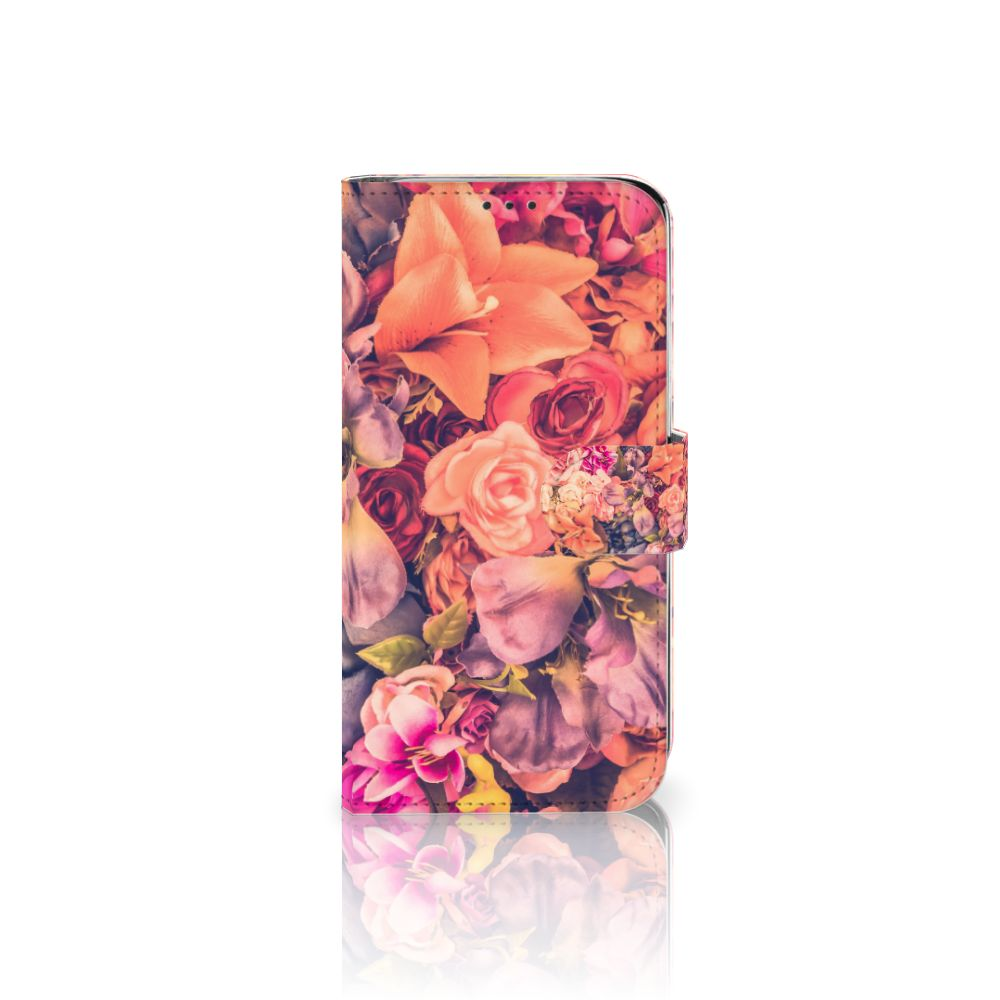 Xiaomi Mi A2 Lite Boekhoesje Design Bosje Bloemen
