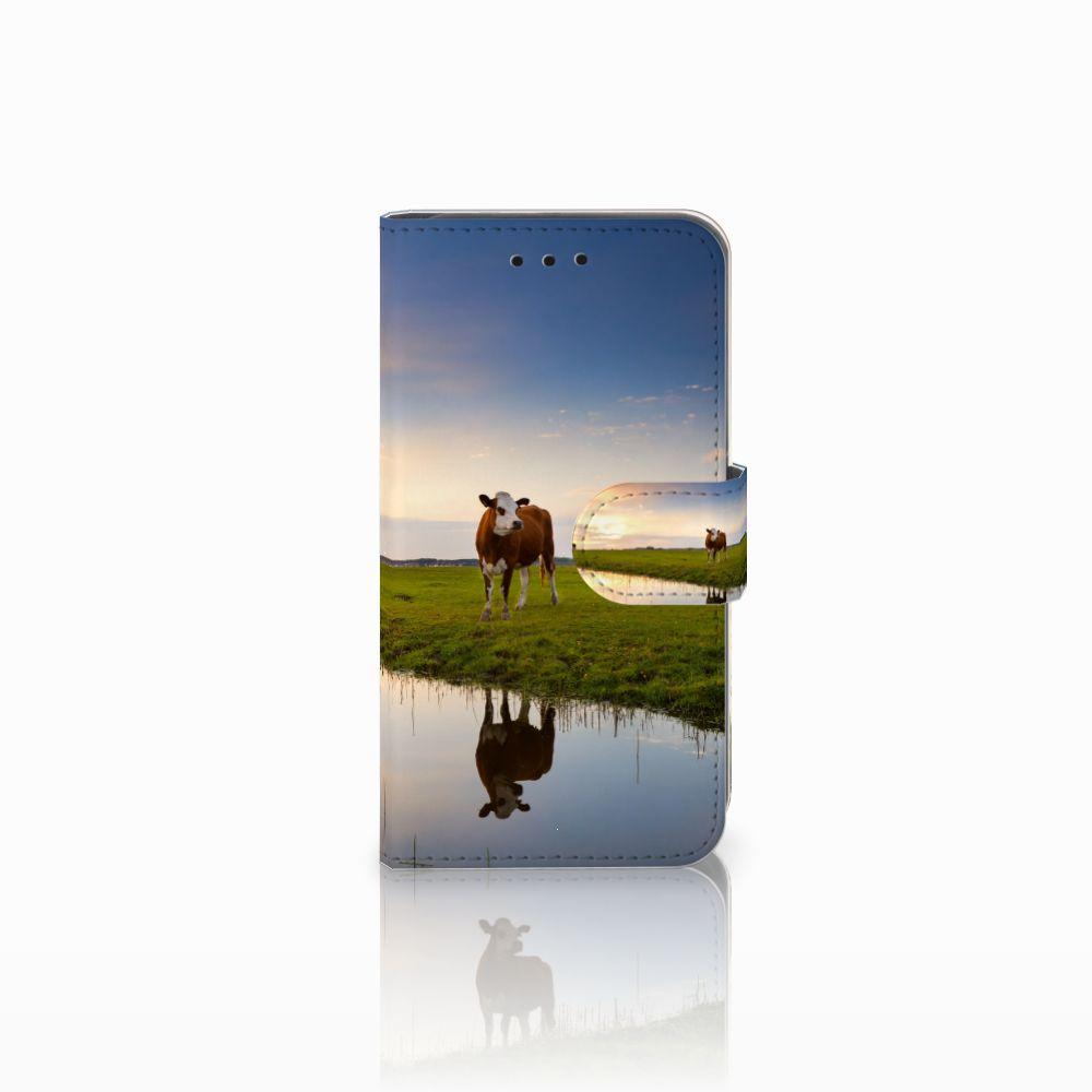 Microsoft Lumia 550 Boekhoesje Design Koe