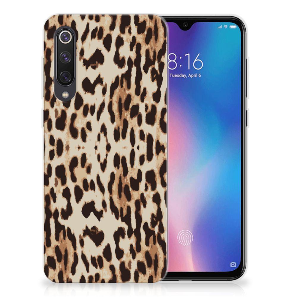 Xiaomi Mi 9 SE TPU Hoesje Leopard