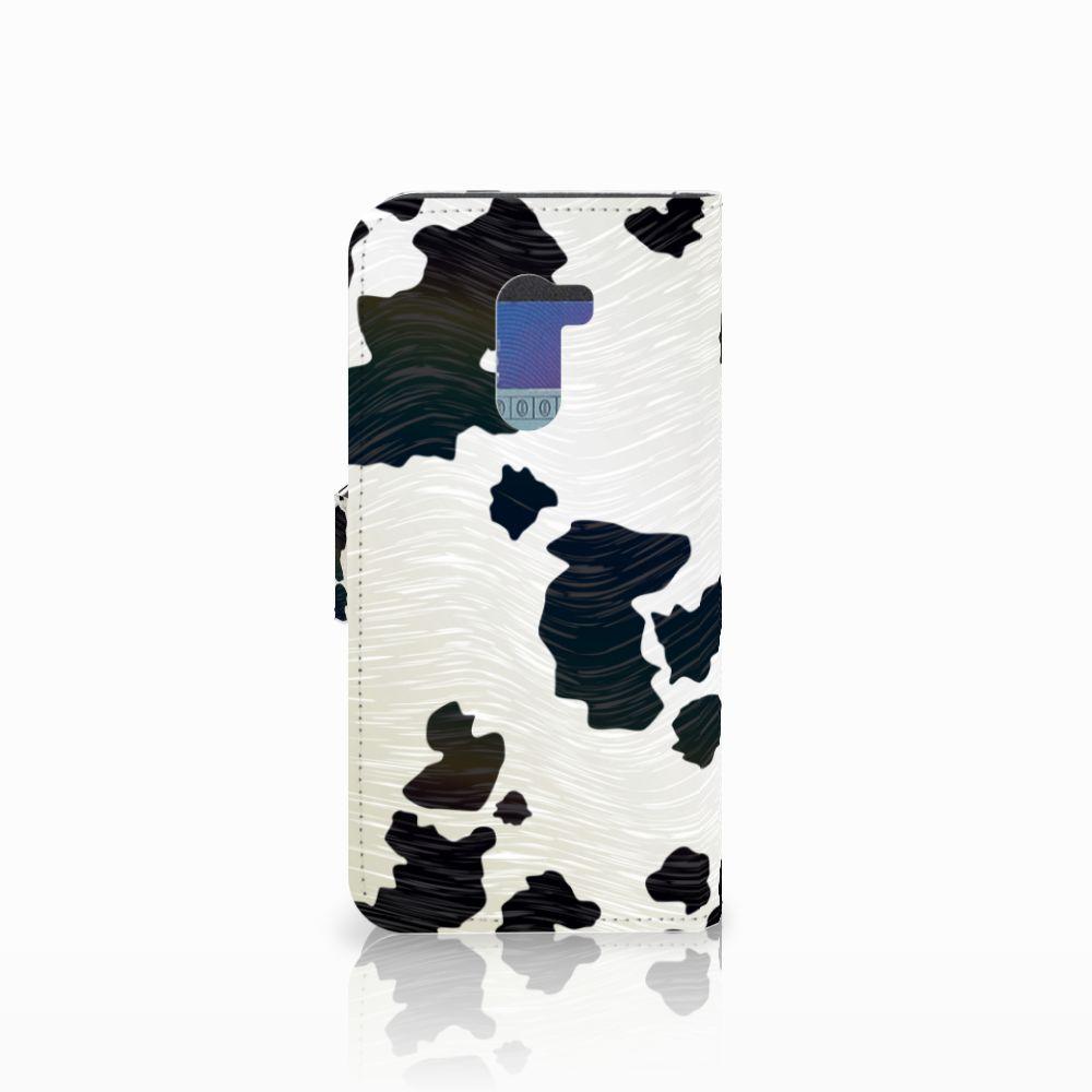 Xiaomi Pocophone F1 Telefoonhoesje met Pasjes Koeienvlekken