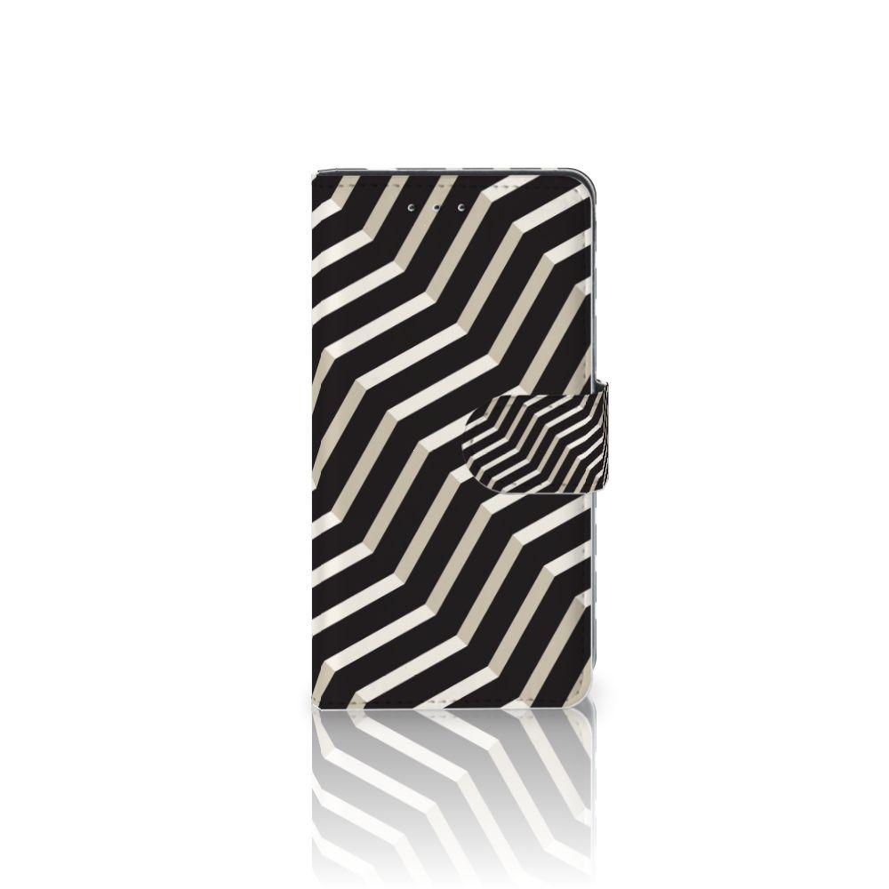Motorola Moto G 3e Generatie Bookcase Illusion