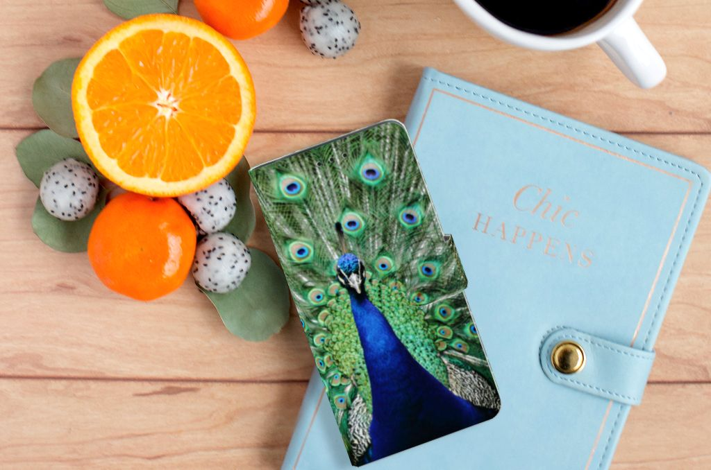 Samsung Galaxy J6 Plus (2018) Boekhoesje Design Pauw