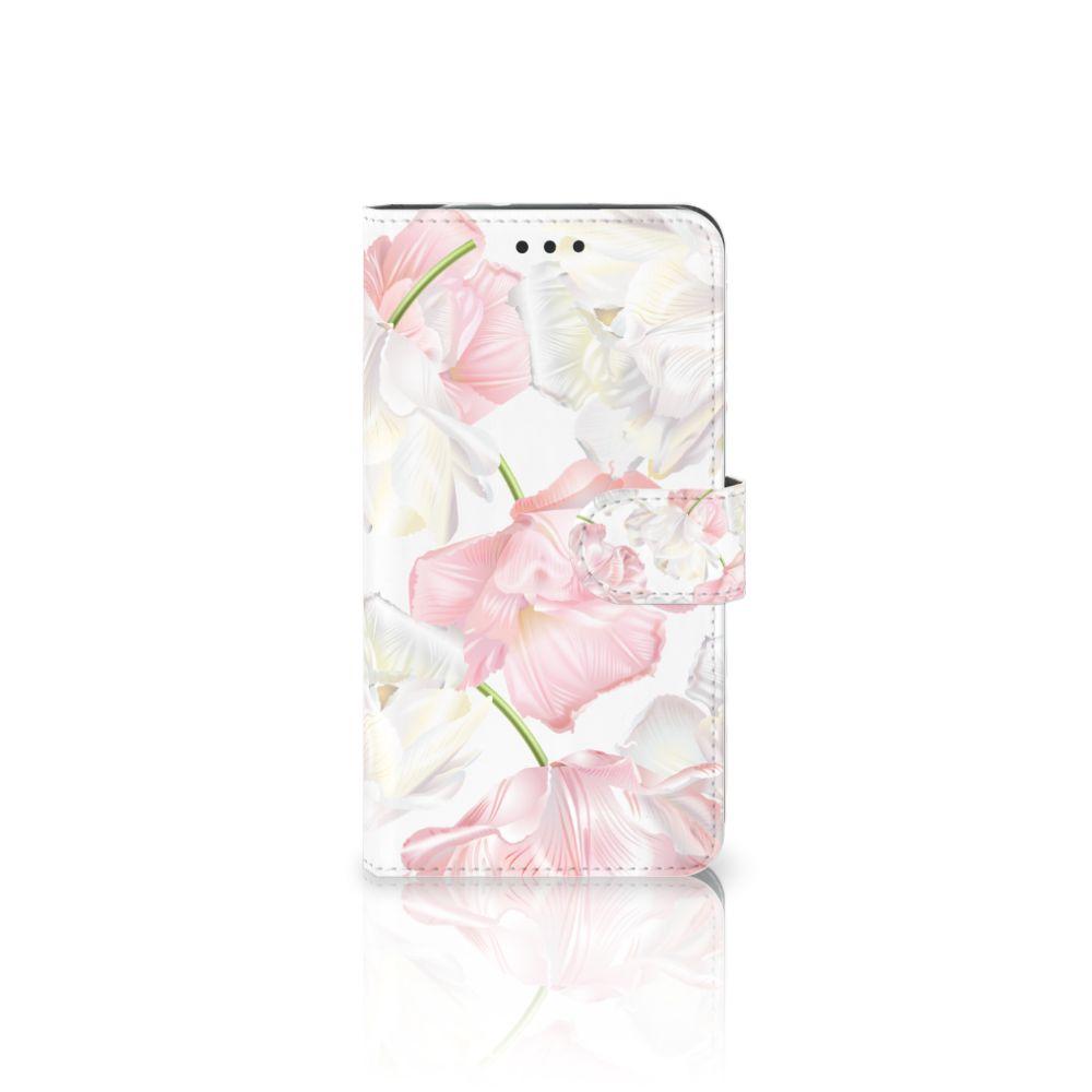 Motorola Moto Z2 Force Boekhoesje Design Lovely Flowers