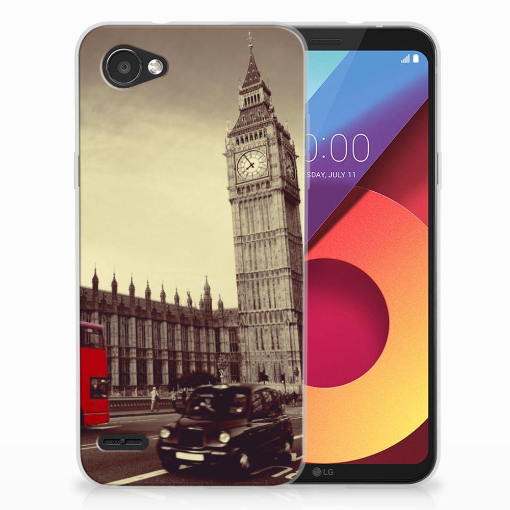 LG Q6 | LG Q6 Plus TPU Hoesje Design Londen