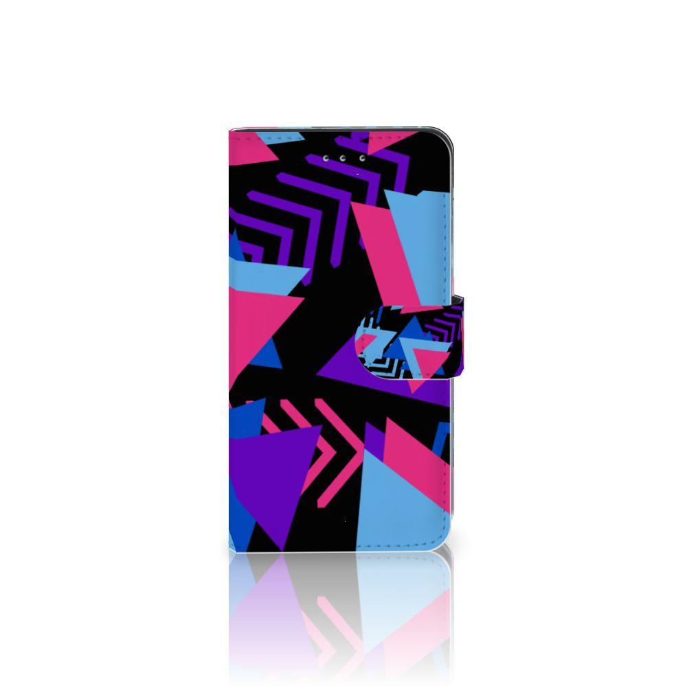 Samsung Galaxy J4 2018 Bookcase Funky Triangle