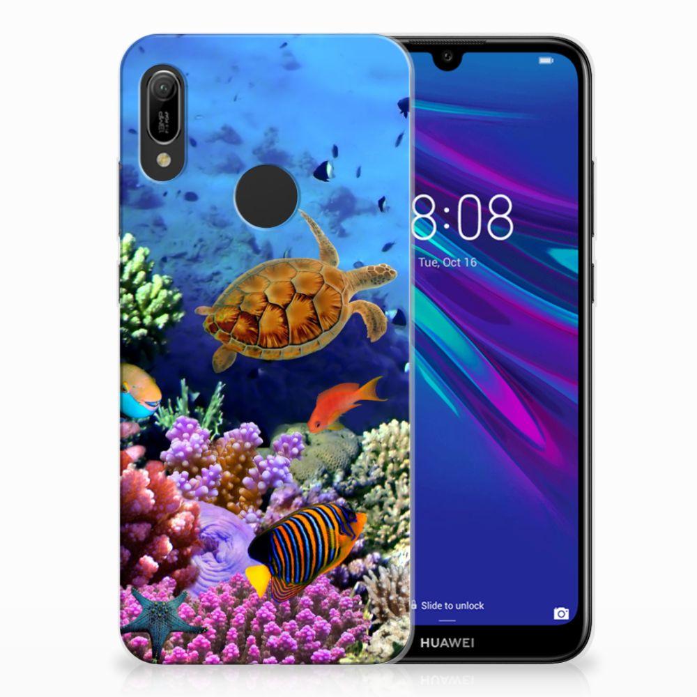 Huawei Y6 2019 | Y6 Pro 2019 Leuk Hoesje Vissen