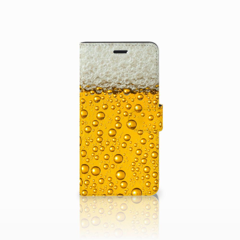 Wiko Pulp Fab 4G Uniek Boekhoesje Bier