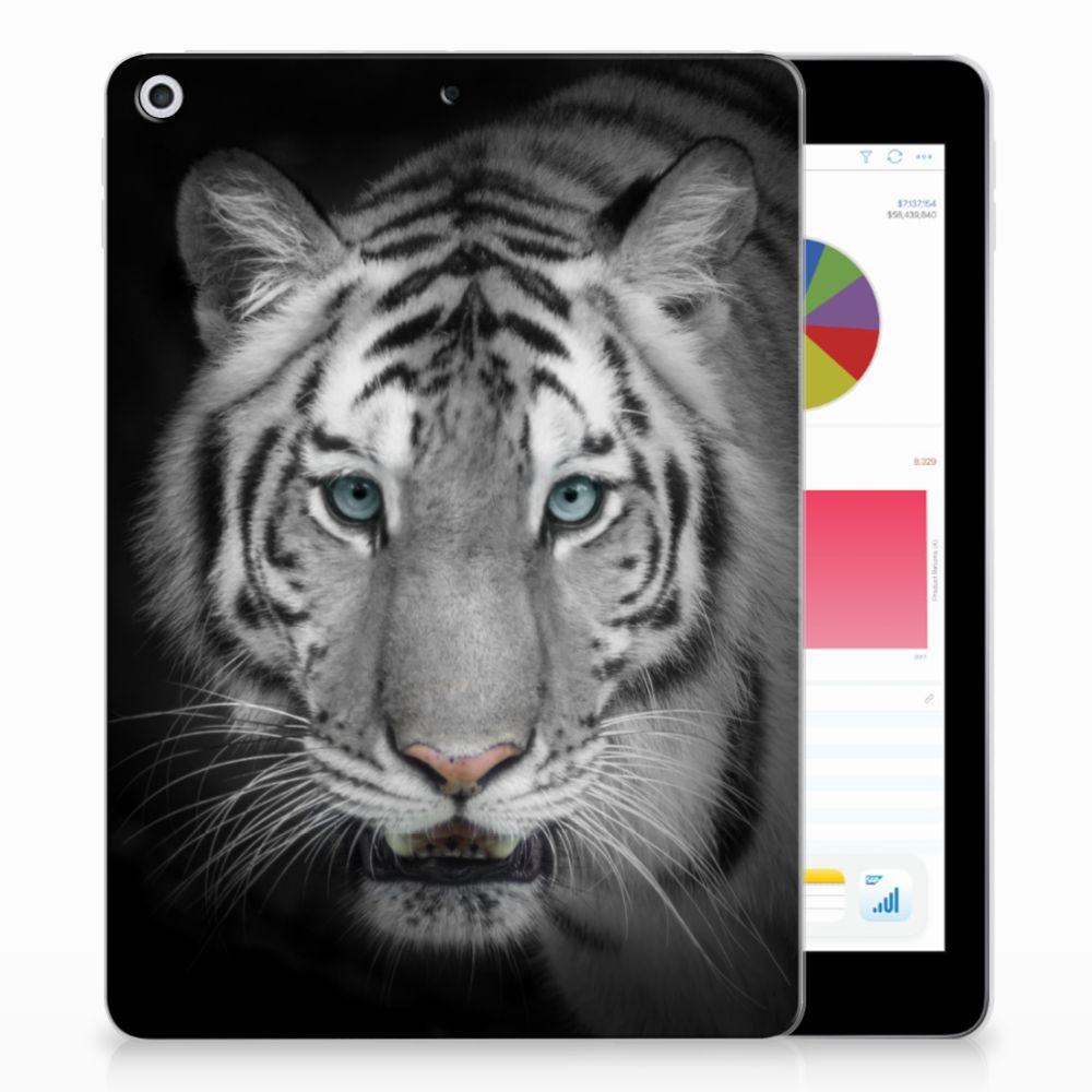 Apple iPad 9.7 2018 | 2017 Back Case Tijger
