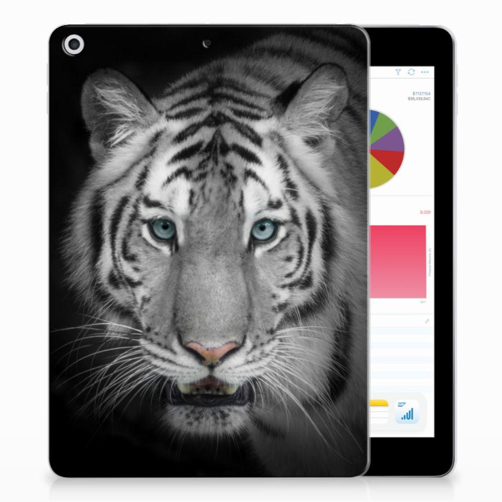 Apple iPad 9.7 2018 | 2017 Uniek Tablethoesje Tijger