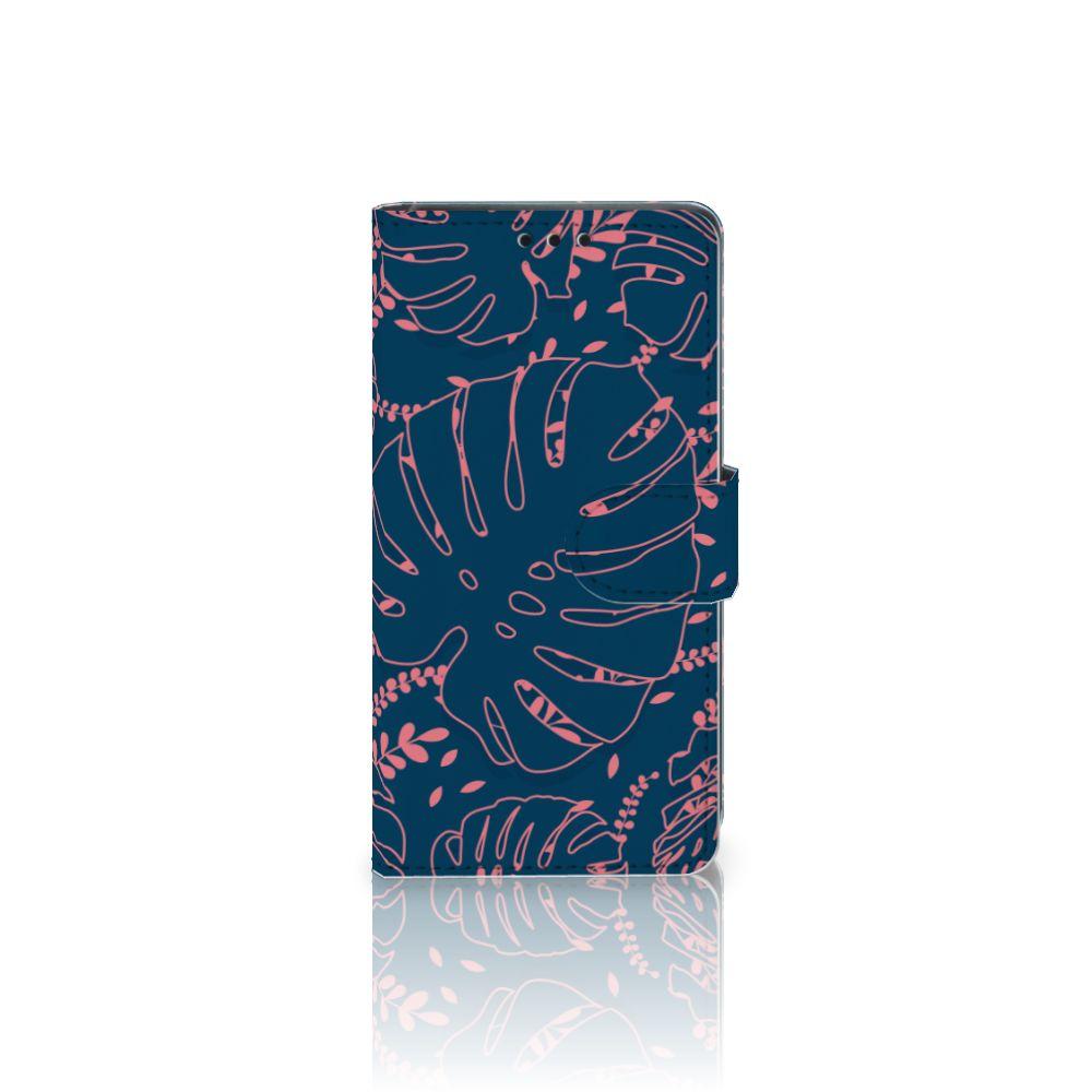 Sony Xperia Z5 | Z5 Dual Boekhoesje Design Palm Leaves