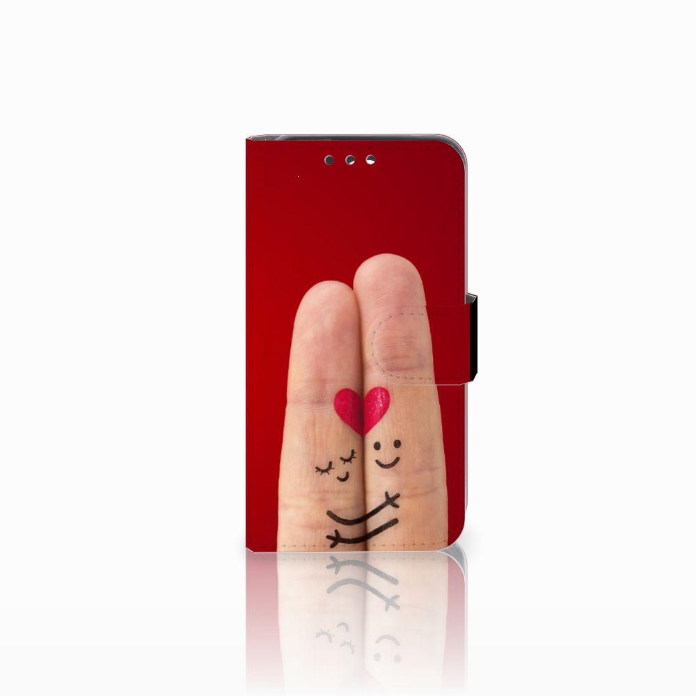 Huawei Y5 Y560 Uniek Boekhoesje Liefde