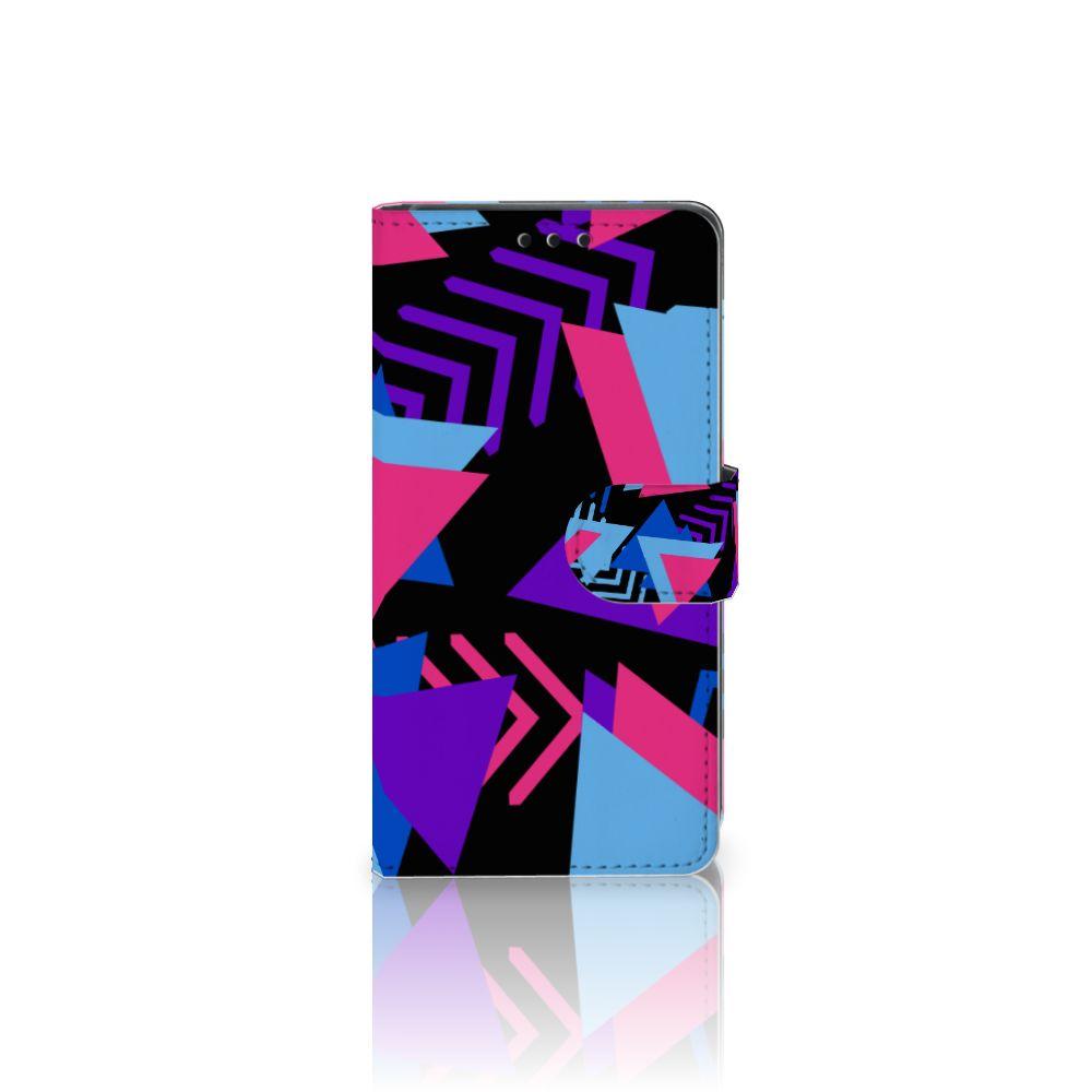 Sony Xperia Z5 | Z5 Dual Bookcase Funky Triangle