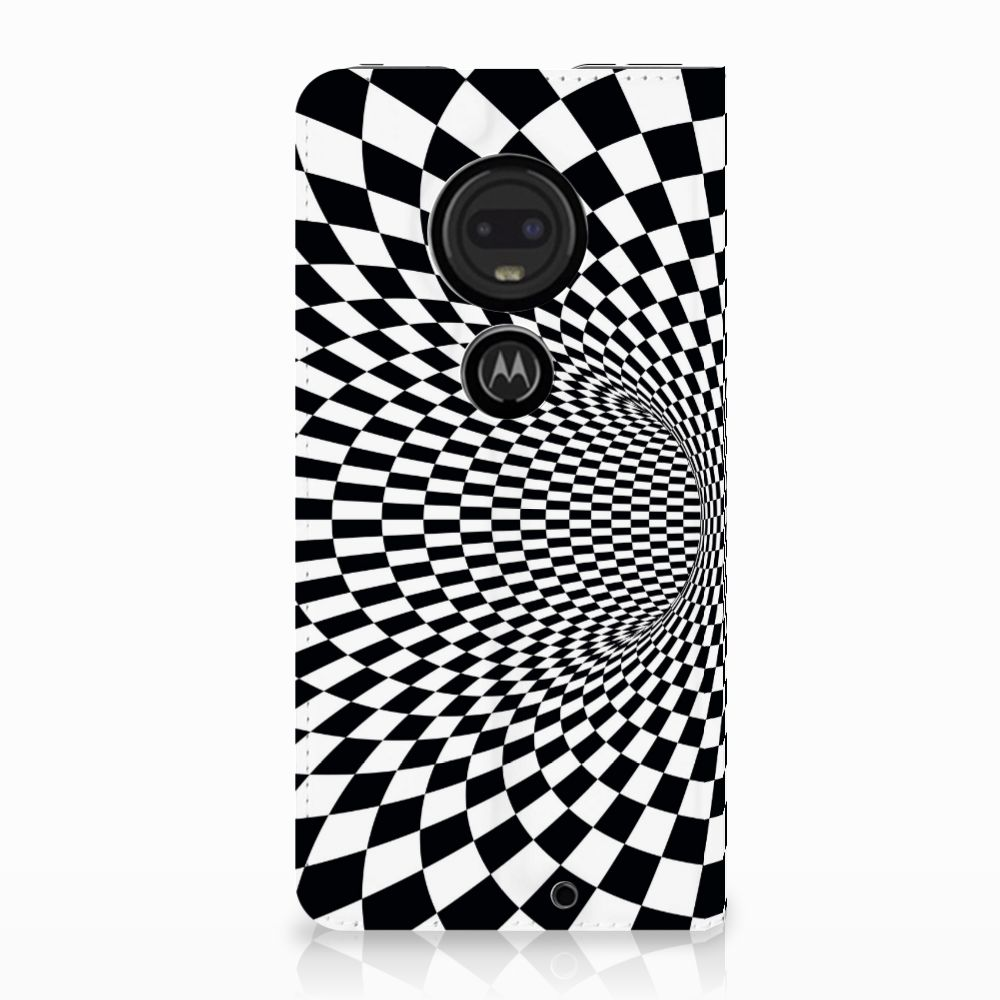Motorola Moto G7 | G7 Plus Stand Case Illusie