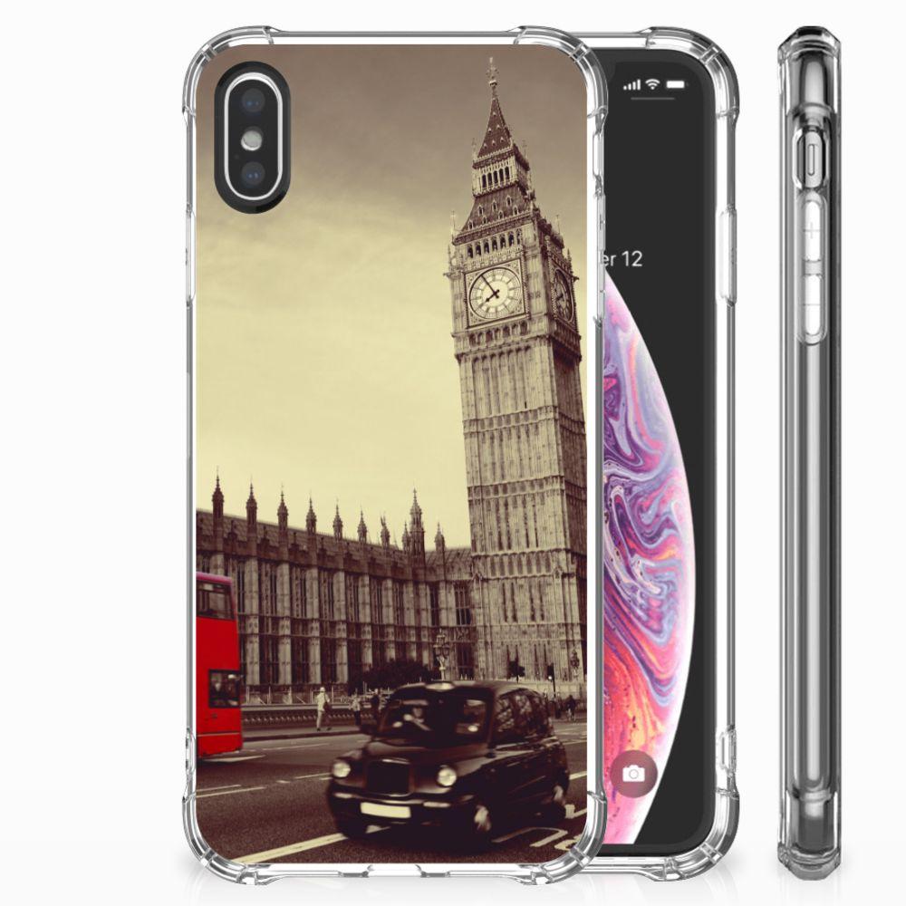 Apple iPhone X | Xs TPU Hoesje Design Londen