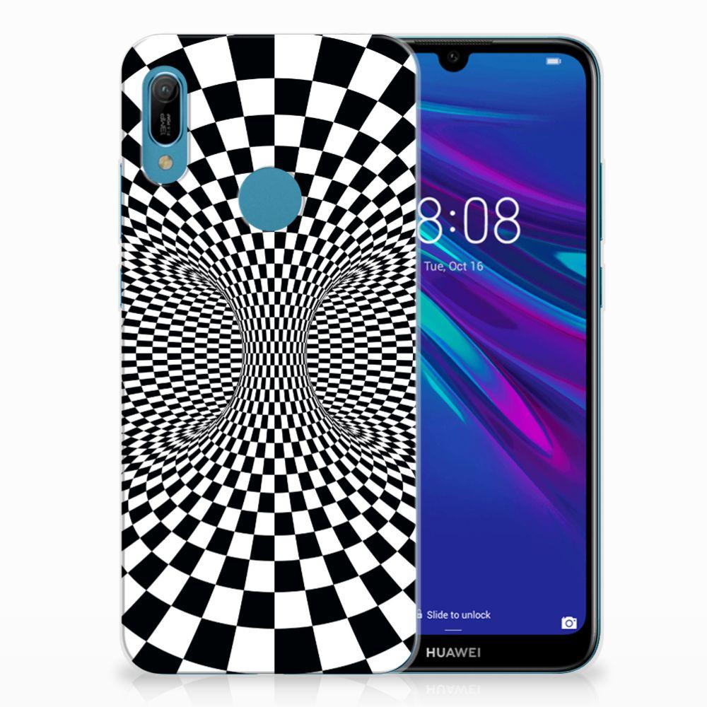 Huawei Y6 2019 | Y6 Pro 2019 TPU Hoesje Illusie