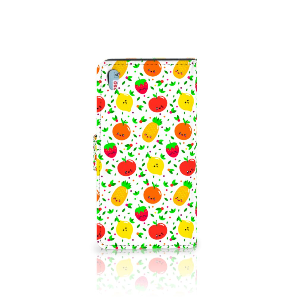 Sony Xperia Z5 | Z5 Dual Book Cover Fruits