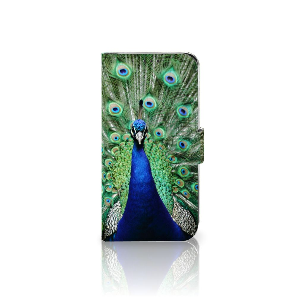 Xiaomi Mi A2 Lite Boekhoesje Design Pauw
