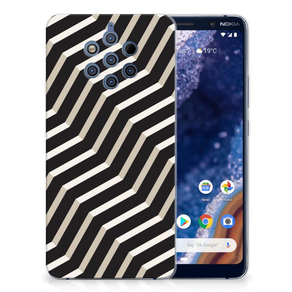 Nokia 9 PureView TPU Hoesje Illusion