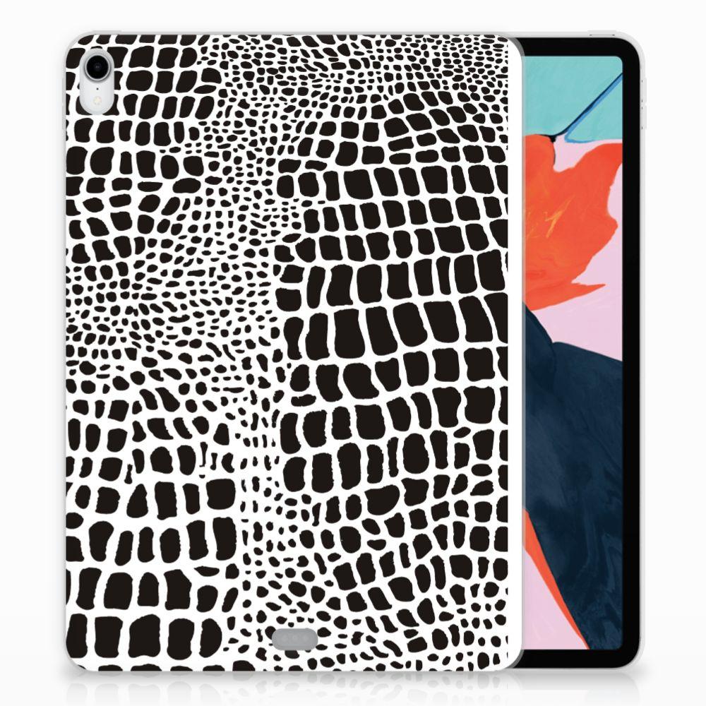 Apple iPad Pro 11 inch (2018) Back Case Slangenprint