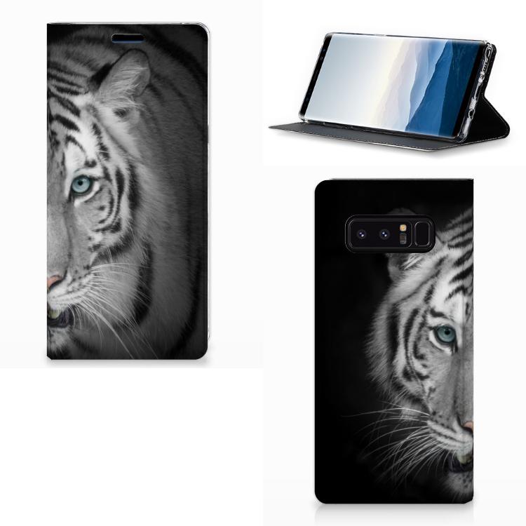 Samsung Galaxy Note 8 Hoesje maken Tijger