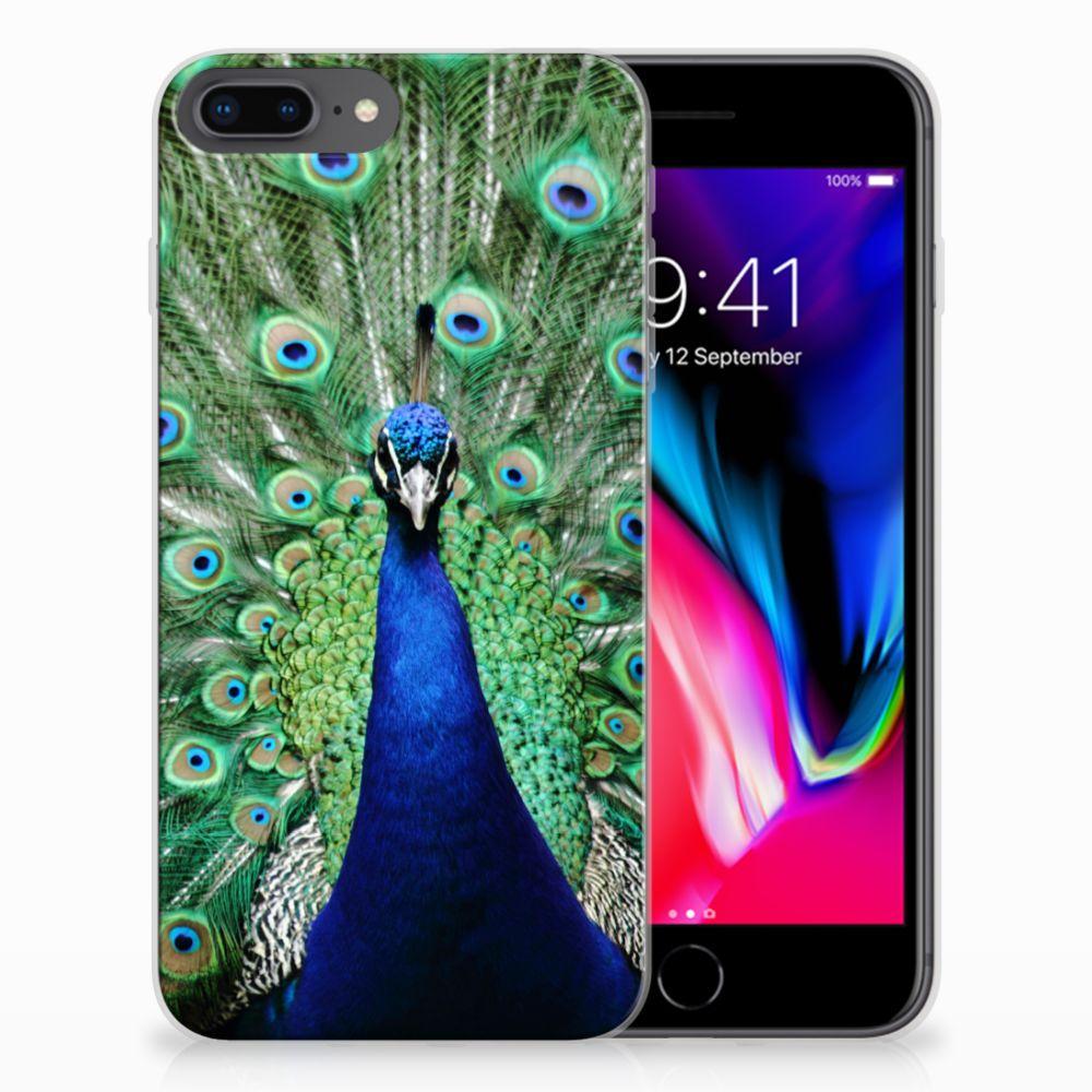 Apple iPhone 7 Plus | 8 Plus TPU Hoesje Pauw