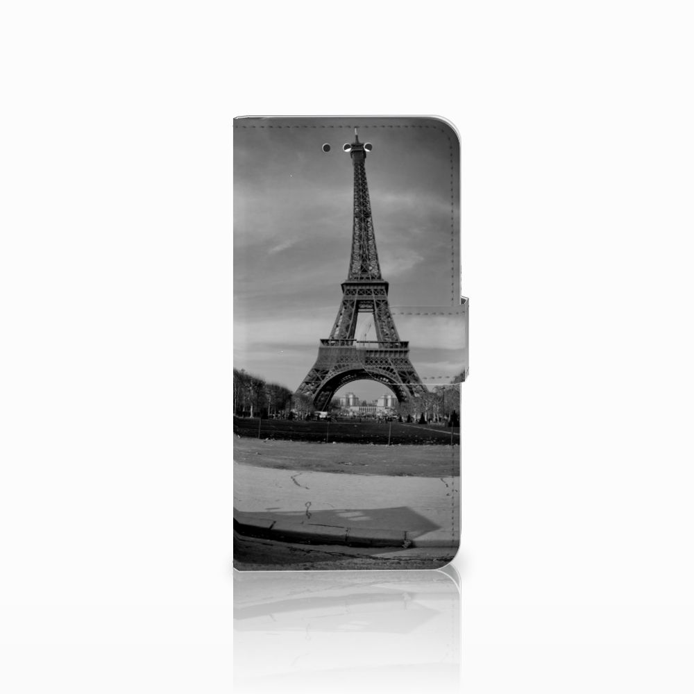 LG G7 Thinq Uniek Boekhoesje Eiffeltoren