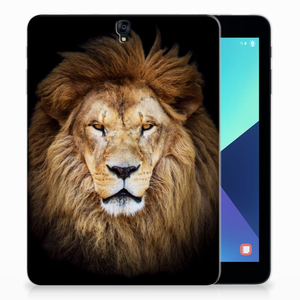 Samsung Galaxy Tab S3 9.7 Back Case Leeuw