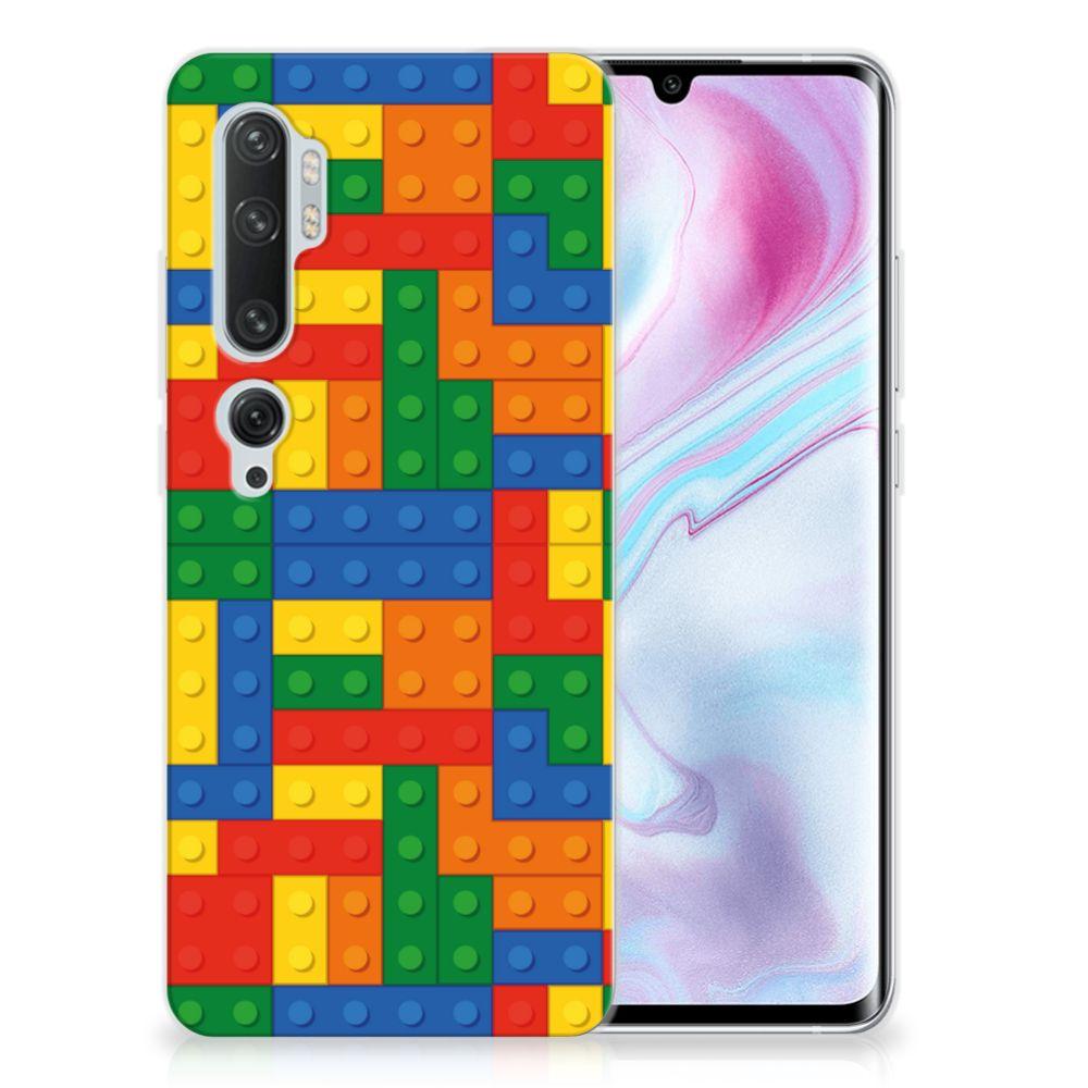 Xiaomi Mi Note 10 Pro TPU bumper Blokken
