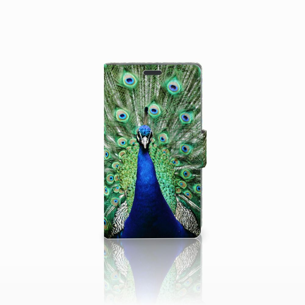 Nokia Lumia 625 Boekhoesje Design Pauw