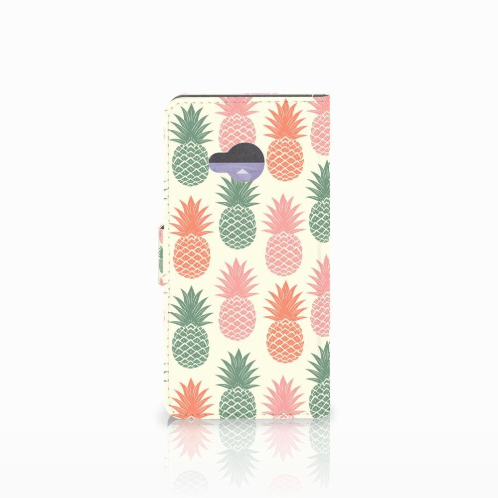 HTC U Play Book Cover Ananas